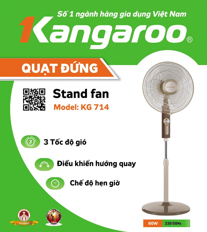 Quat cay KG714
