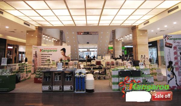 MaylocnuocKangaroo.vn tưng bừng mừng khai trương cửa hàng, Showroom số 10 tại Thành phố Hồ Chí Minh