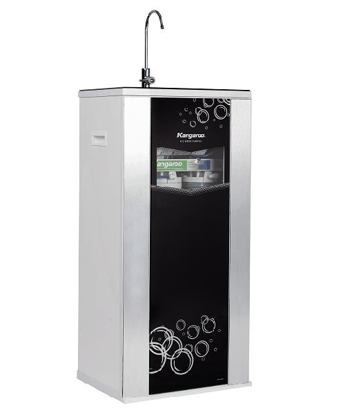 Máy lọc nước Hydrogen KG100HQ - Tủ kính cường lực