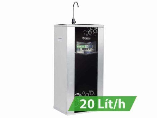 Máy lọc nước Kangaroo Hydrogen KG100HA - Tủ kính cường lực - 20l/h