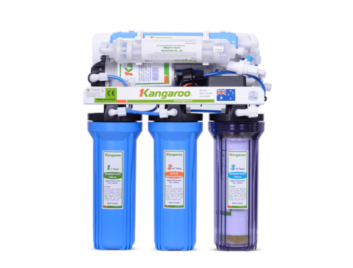Máy lọc nước kangaroo KG103 RO 6 lõi lọc - KV