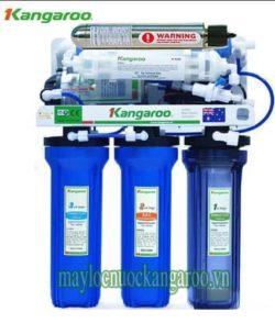 Máy lọc nước Kangaroo KG103-UV - 7 lõi lọc đèn UV