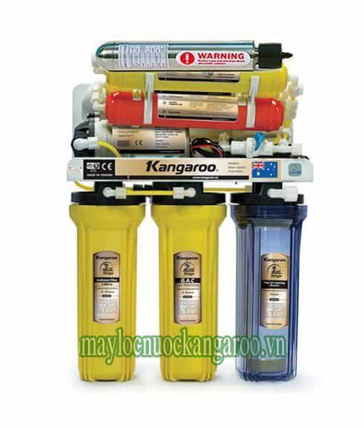 Máy lọc nước Kangaroo KG107-UV - Không tủ