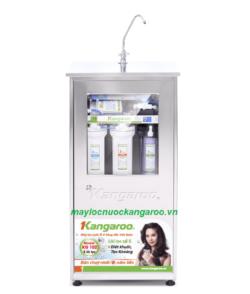 Máy lọc nước kangaroo KG102 UV tủ Inox