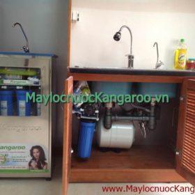 Máy lọc nước lắp dưới gầm chậu