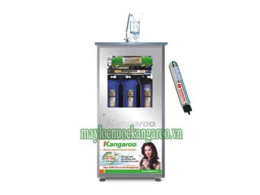 Máy lọc nước Kangaroo KG108 - UV - Tủ Inox