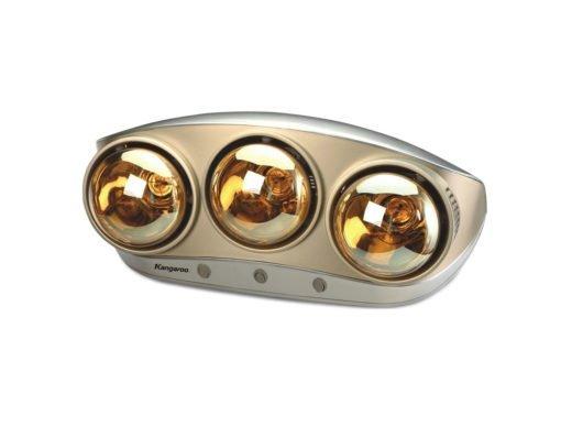 Đèn sưởi nhà tắm Kangaroo KG250