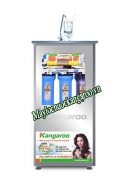 Máy lọc nước Kangaroo KG128 - Tủ Inox