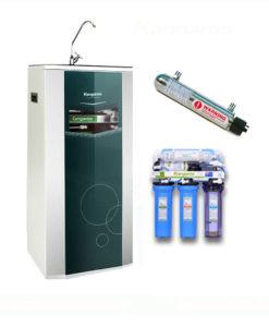 Máy lọc nước Kangaroo tủ VTU có đèn UV