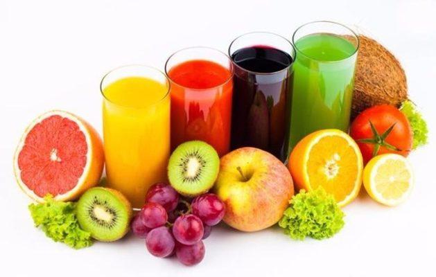 Tại sao uống nước lọc tốt hơn nước ép trái cây ?