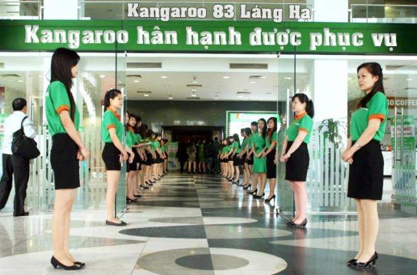 Chào mừng đến với Kangaroo 83 Láng Hạ