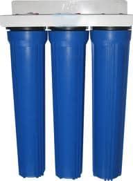 Hệ thống máy lọc nước tổng - Nước sinh hoạt 3 cấp lọc