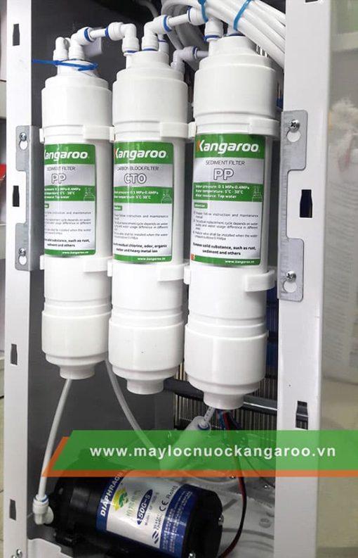 Hệ thống lõi lọc RO cung cấp nguồn nước tinh khiết, có thể uống trực tiếp mà vẫn đảm bảo SẠCH và AN TOÀN với sức khoẻ