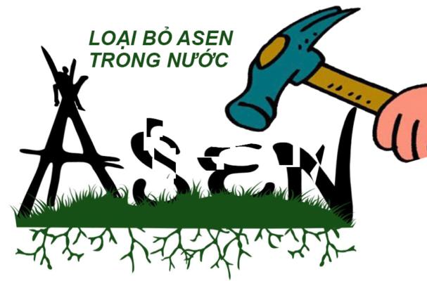Asen là gì và cách xử lý cho nguồn nước.