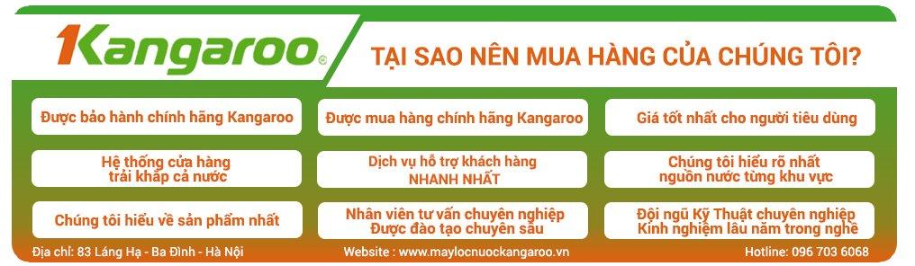 Tại sao nên mua hàng tại maylocnuockangaroo.vn