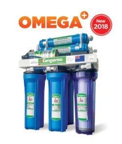 Máy lọc nước Kangaroo Omega+ KG02G4 - 9 lõi lọc - Không vỏ tủ