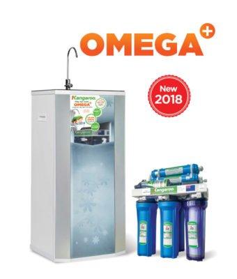 Máy lọc nước Kangaroo Omega+ tủ VTU Hàn Quốc