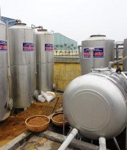 Hệ thống lọc nước giếng khoan công nghiệp 10m3/h (10.000l/h)
