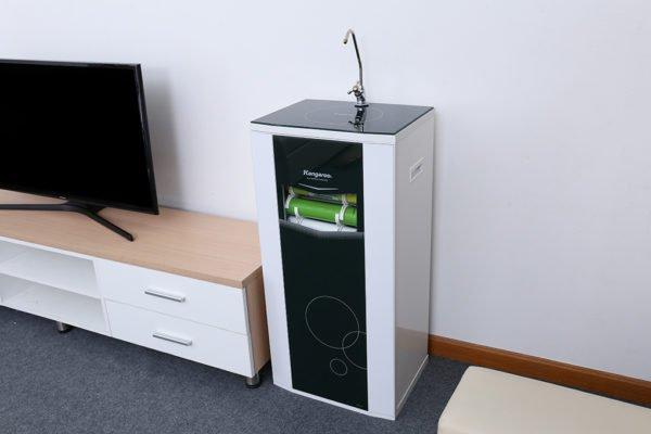 Hình ảnh minh hoạ máy lọc nước tủ VTU Kangaroo được lắp đặt