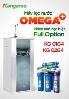 Banner Máy lọc nước Omega+