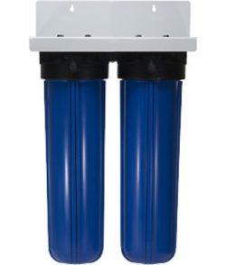 Lọc nước đầu nguồn 2 cấp – cốc béo 20 inch