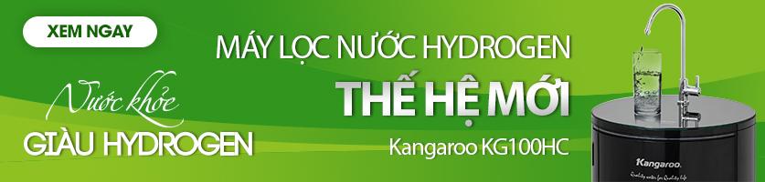 Máy lọc nước Hydrogen thế hệ mới nhất