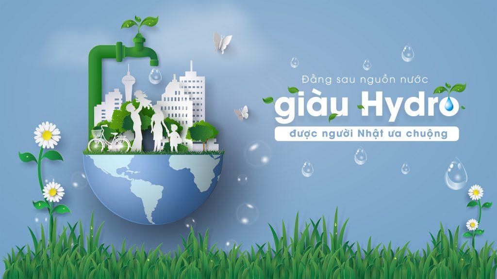 Nước Hydrogen được nhiều người lựa chọn như một phương pháp bảo vệ và tăng cường sức khỏe