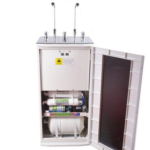 Máy lọc nước Kangaroo Hydrogen 2 vòi KG100HK với 10 cấp lọc tiên tiến