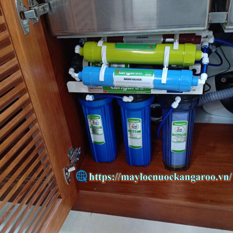 May Loc Nuoc Kangaroo Kg104kv Lap Gam Bep