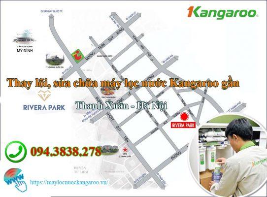 Cua Hang Ban Thay Loi Sua Chua May Loc Nuoc Kangaroo Gan Rivera Park Thanh Xuan