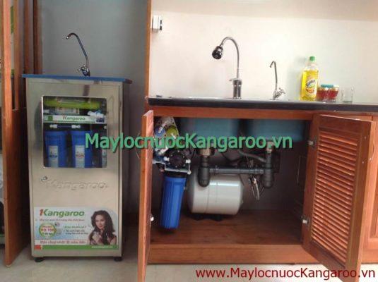 Máy lọc nước Kangaroo KG103-UV - 6 lõi lọc đèn UV