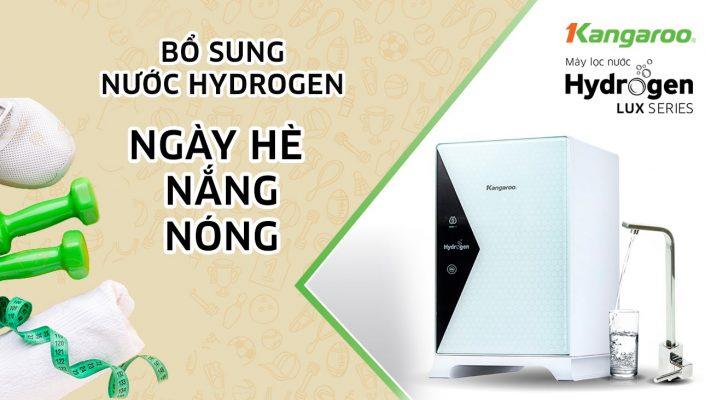 Ngay He Nang Nong Can Bo Sung Nuoc Hydrogen The Nao De Dam Bao Suc Khoe