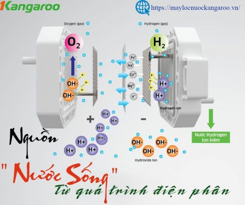 Nuoc Hydrogen Ion Kiem La Nguon Nuoc Song Tu Qua Trinh Oxy Hoa Khu Min