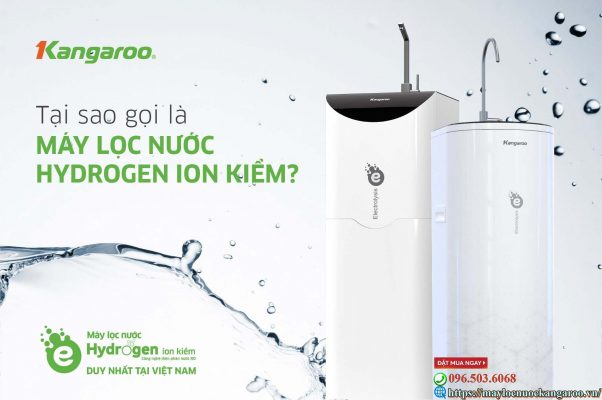 Tai Sao Lai Goi La May Loc Nuoc Hydrogen Ion Kiem⁉️⁉️ Min