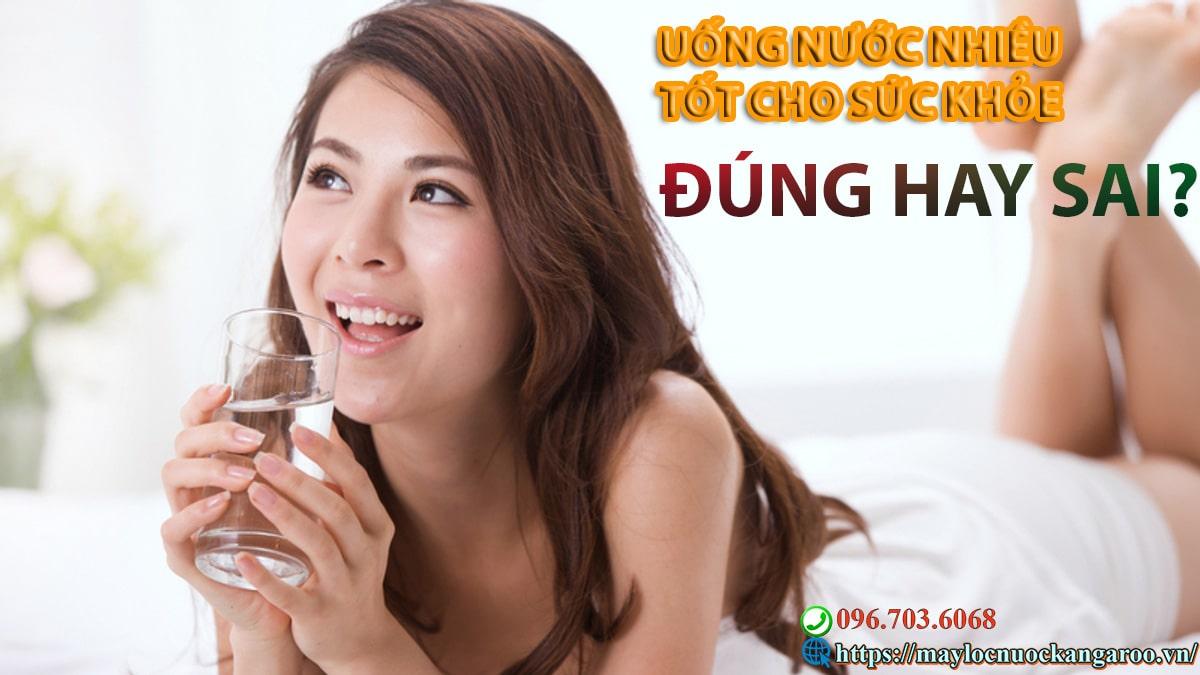 Uong Nhieu Nuoc Tot Cho Suc Khoe Dung Hay Sai 1 Min