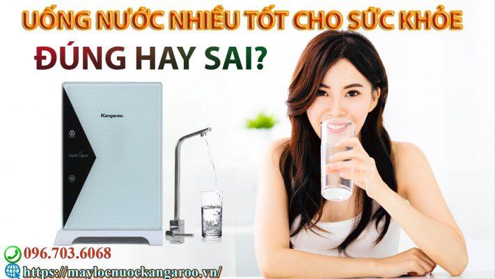 Uong Nhieu Nuoc Tot Cho Suc Khoe Dung Hay Sai Min