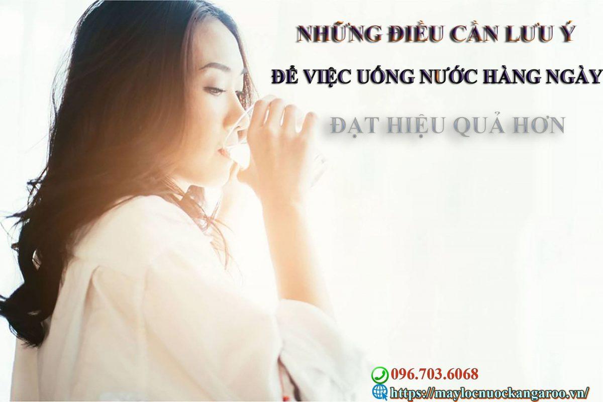 Nhung Dieu Can Luu Y De Viec Uong Nuoc Hang Ngay Dat Hieu Qua Hon Min