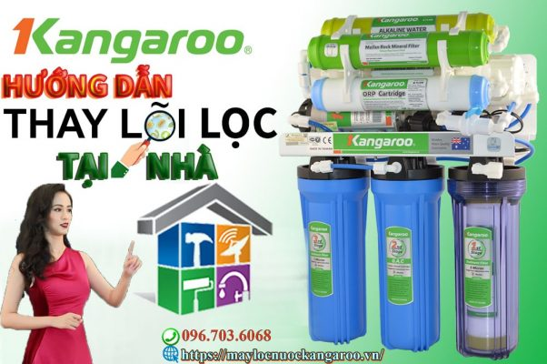【huong Dan】thay Loi Loc Nuoc Kangaroo Tai Nha Min