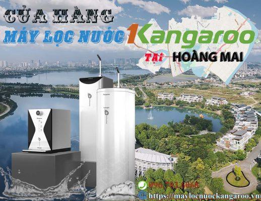 Cua Hang May Loc Nuoc Kangaroo Tai Hoang Mai100 Chinh Hang Min
