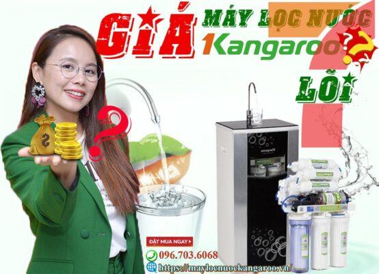 Gia May Loc Nuoc Kangaroo 7 Loi Bao Nhieu Min
