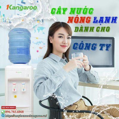 Top Cay Nuoc Nong Lanh Kangaroo Cho Cong Ty Min