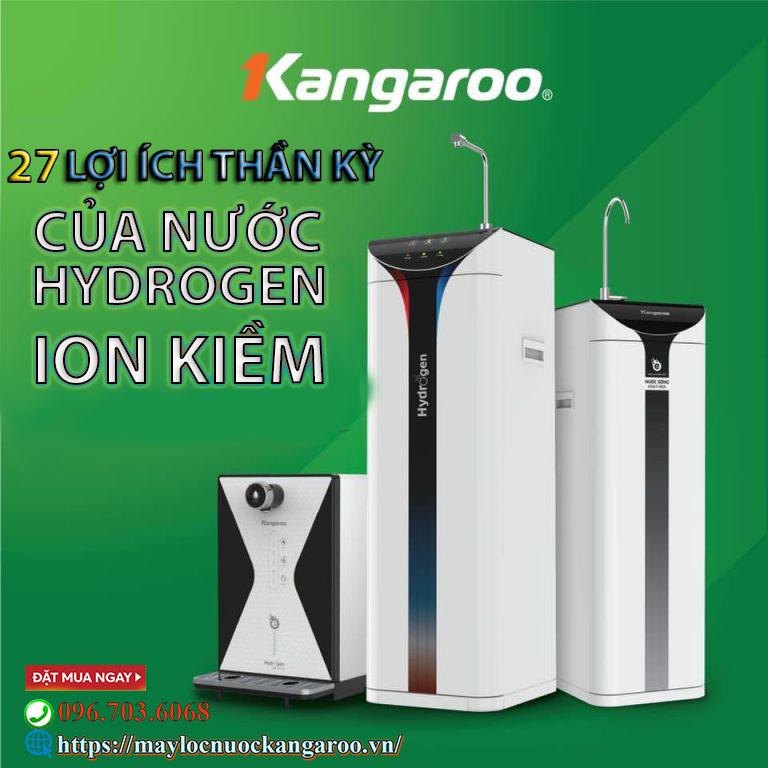 27 Loi Ich Than Ky Cua Nuoc Hydrogen