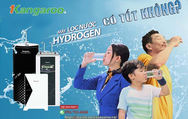 May Loc Nuoc Hydrogen Kangaroo Co Tot Khong