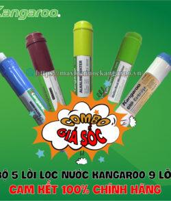 Bo 5 Loi Loc Nuoc Kangaroo 9 Loi