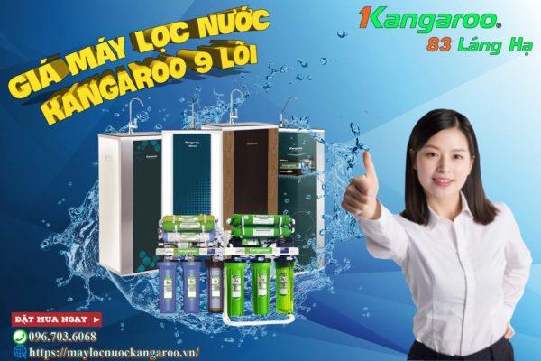 Gia May Loc Nuoc Kangaroo 9 Loi