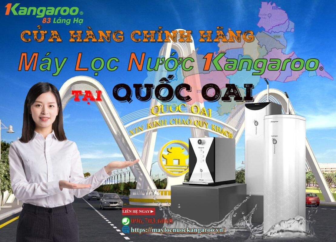 Cửa hàng máy lọc nước Kangaroo tại Quốc Oai【Chính hãng 100%】