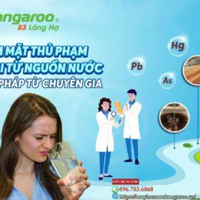 Diem Mat Thu Pham Gay Hai Tu Nguon Nuoc Sinh Hoat Min