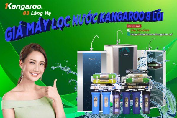 Gia May Loc Nuoc Kangaroo 8 Loi Min