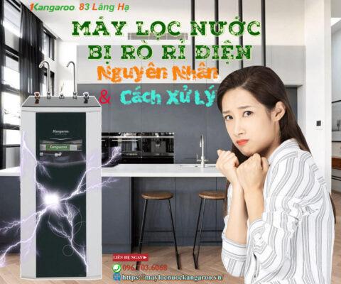 May Loc Nuoc Bi Ro Ri Dien